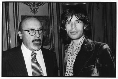 The Peninsula's Robert Greenfield, a preeminent chronicler of rock 'n' roll, turns his pen on late recording legend Ahmet Ertegun.