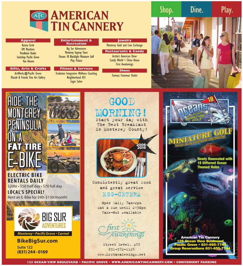 Monterey County Weekly - Homepage | Local • Mobile • Social