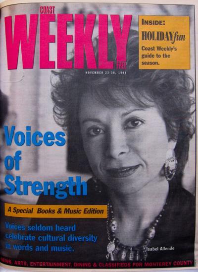 Issue Nov 23, 1994