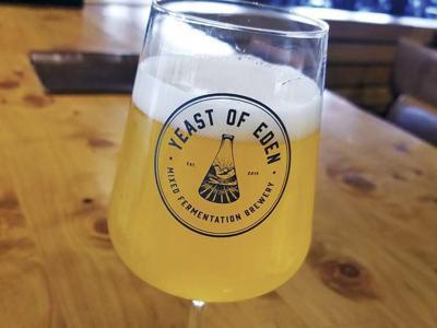 Yeast of Eden beer