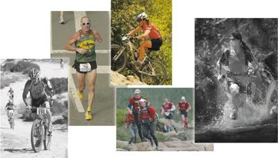 The Sea Otter's first adventure race features two remarkable athletes.