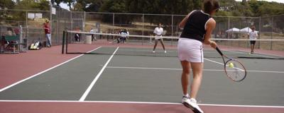 Newly renovated public tennis courts have Seaside beaming. | 831 (Tales  from the Area Code) | montereycountyweekly.com