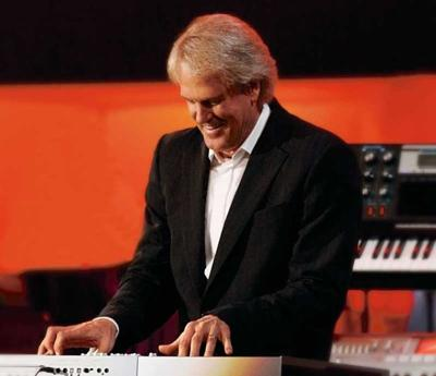 John Tesh and his big band swing into the Sunset Center.