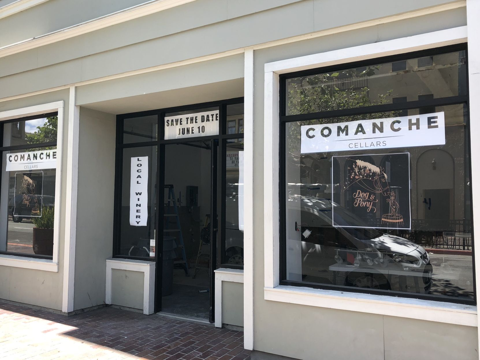 Comanche Cellars Coming Soon
