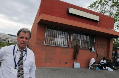 Salinas plans to buy tax-burdened Chinatown building for homeless services.