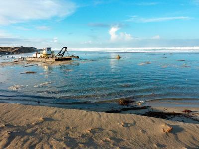 Cemex lagoon 2