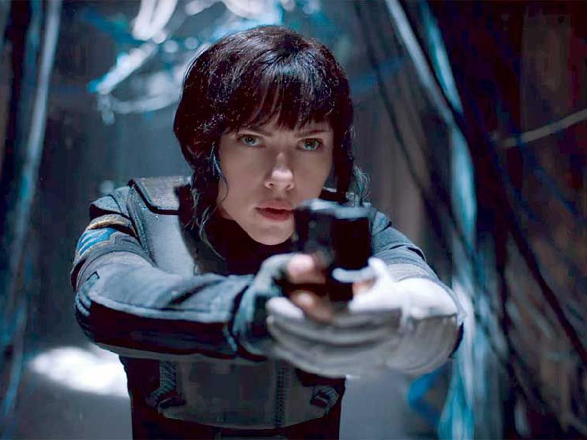 Ghost In The Shell Movie Times Reviews Montereycountyweekly Com