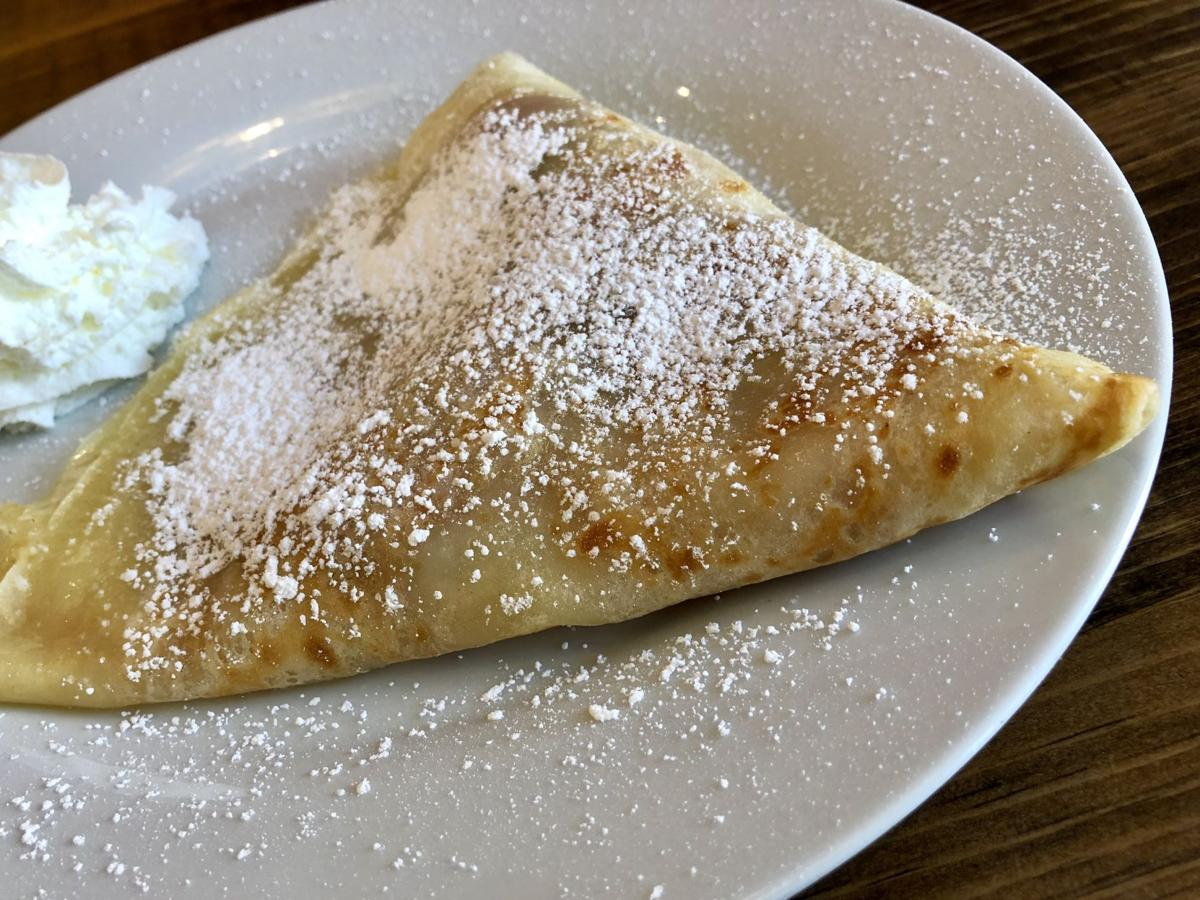 Crepes on the Row