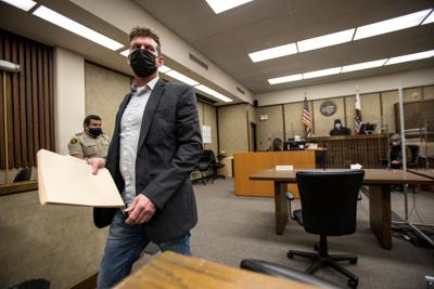 Aloha Coffee & Cafe owner Richard Dunnuck in court