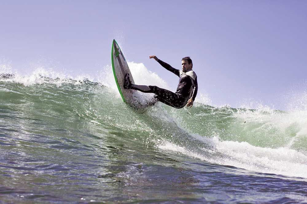 d9501c197b Legendary surfer Flea Virostko found sobriety  now he s helping the place  that helped save him.