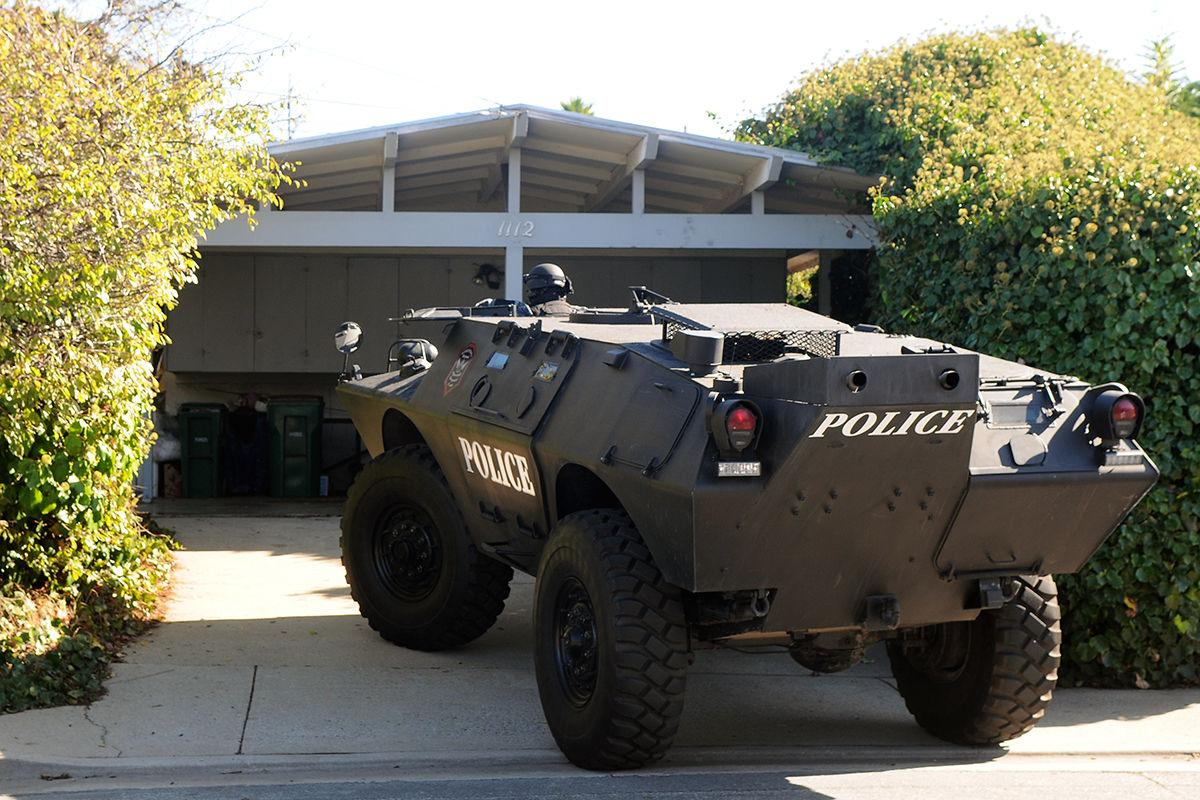 Grand Jury Recommends Del Rey Oaks Pd Join Regional Swat Team Share