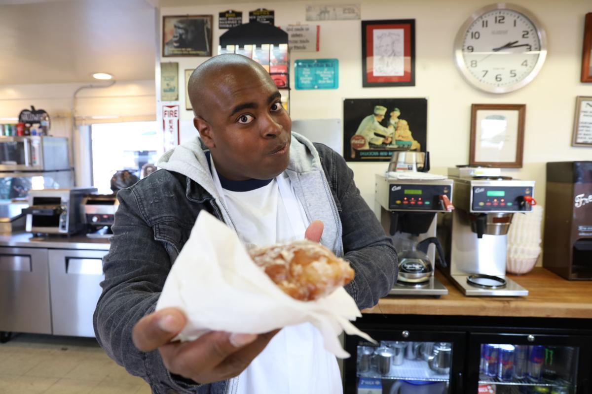 Superior Donuts Terrell Lyons