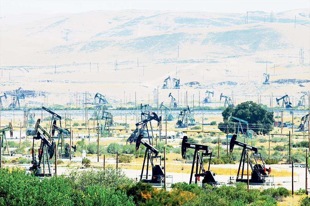 Oil Pit