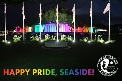 Pride in Seaside