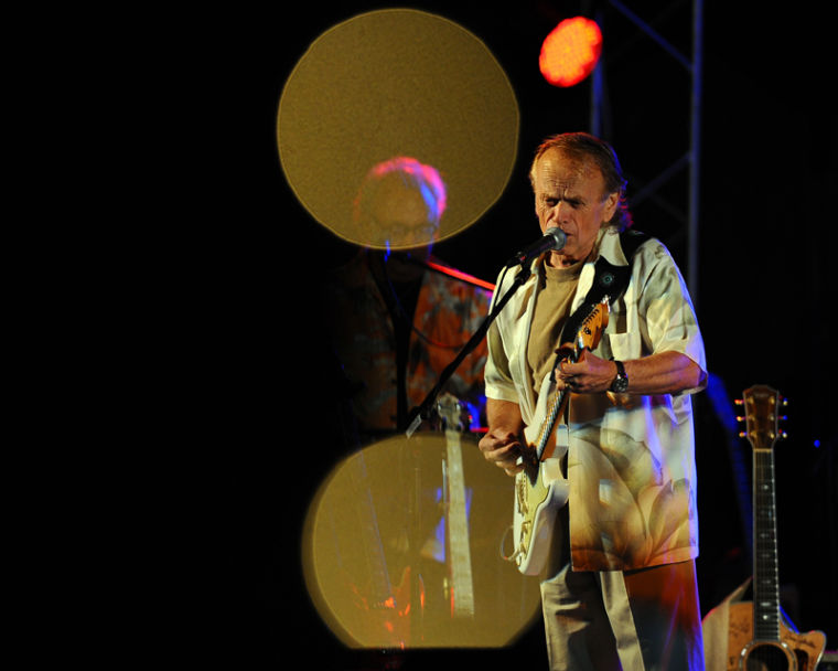 The Beach Boys' original member plays for a hometown crowd on Friday evening.