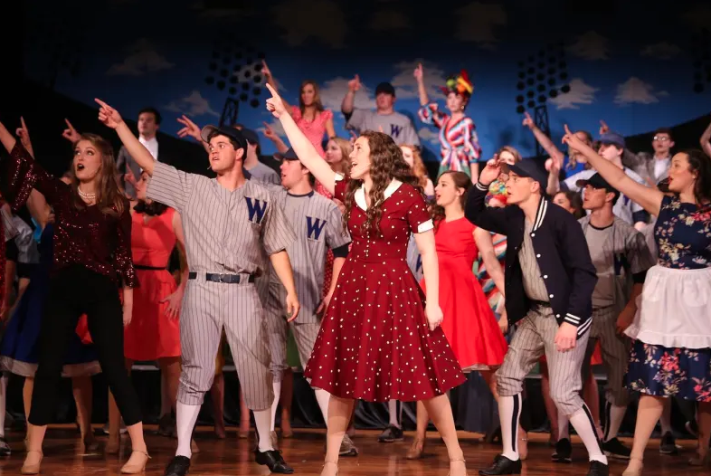 Trinity's Spring musical was a home run - 2