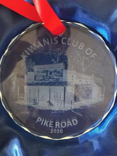 Pike Road Kiwanis Club Offers Historical Christmas Ornament Featuring John Hall Grocery