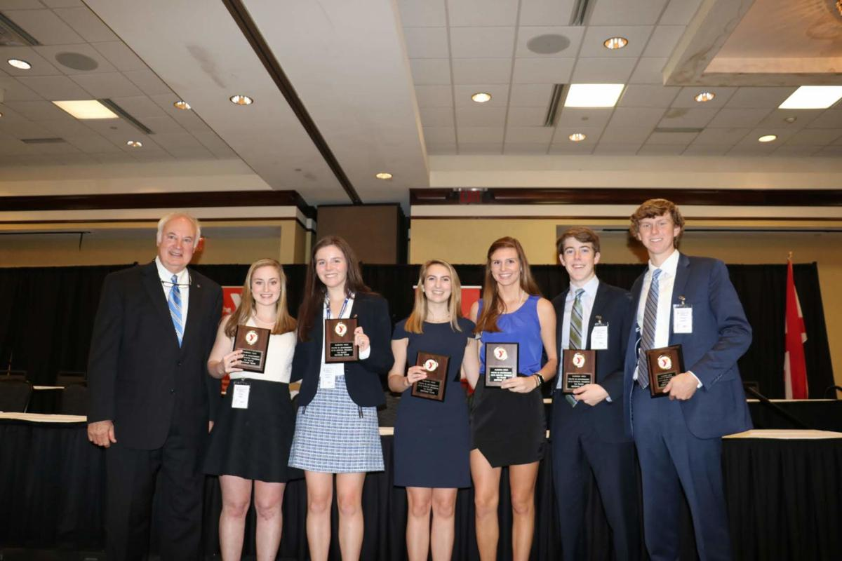 Montgomery Academy mock trial takes top spot a1