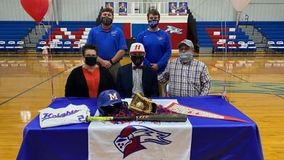 Macon East ace signs with Huntingdon