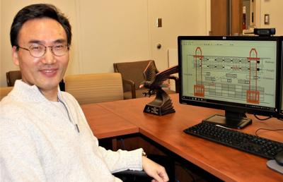 Researching AUM - Yi Wang takes math to the business world