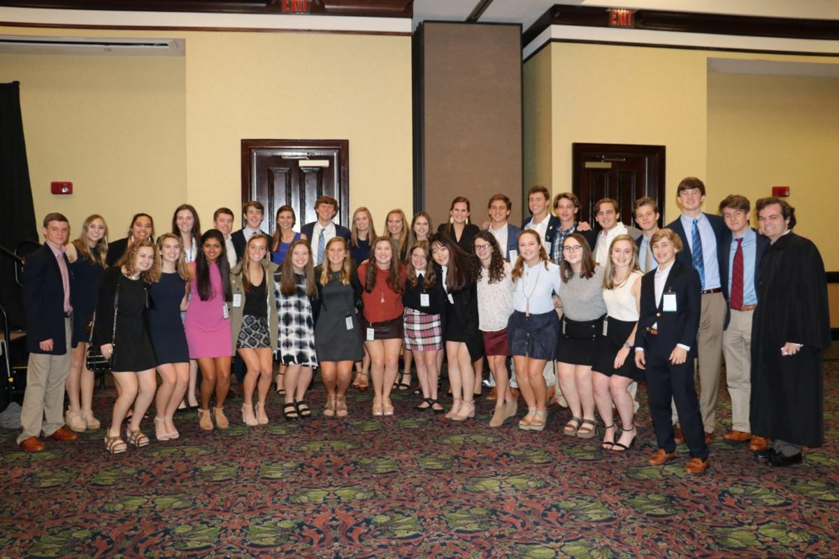 Montgomery Academy mock trial takes top spot a2