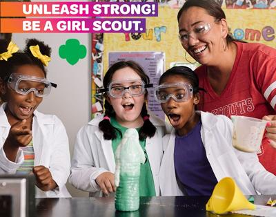 Volunteer at the best leadership program for girls in the world