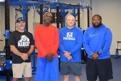 'Misfit toys' hope to lead Marbury football to new heights