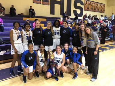 Basketball Roundup: Catholic girls win Tallassee tournament