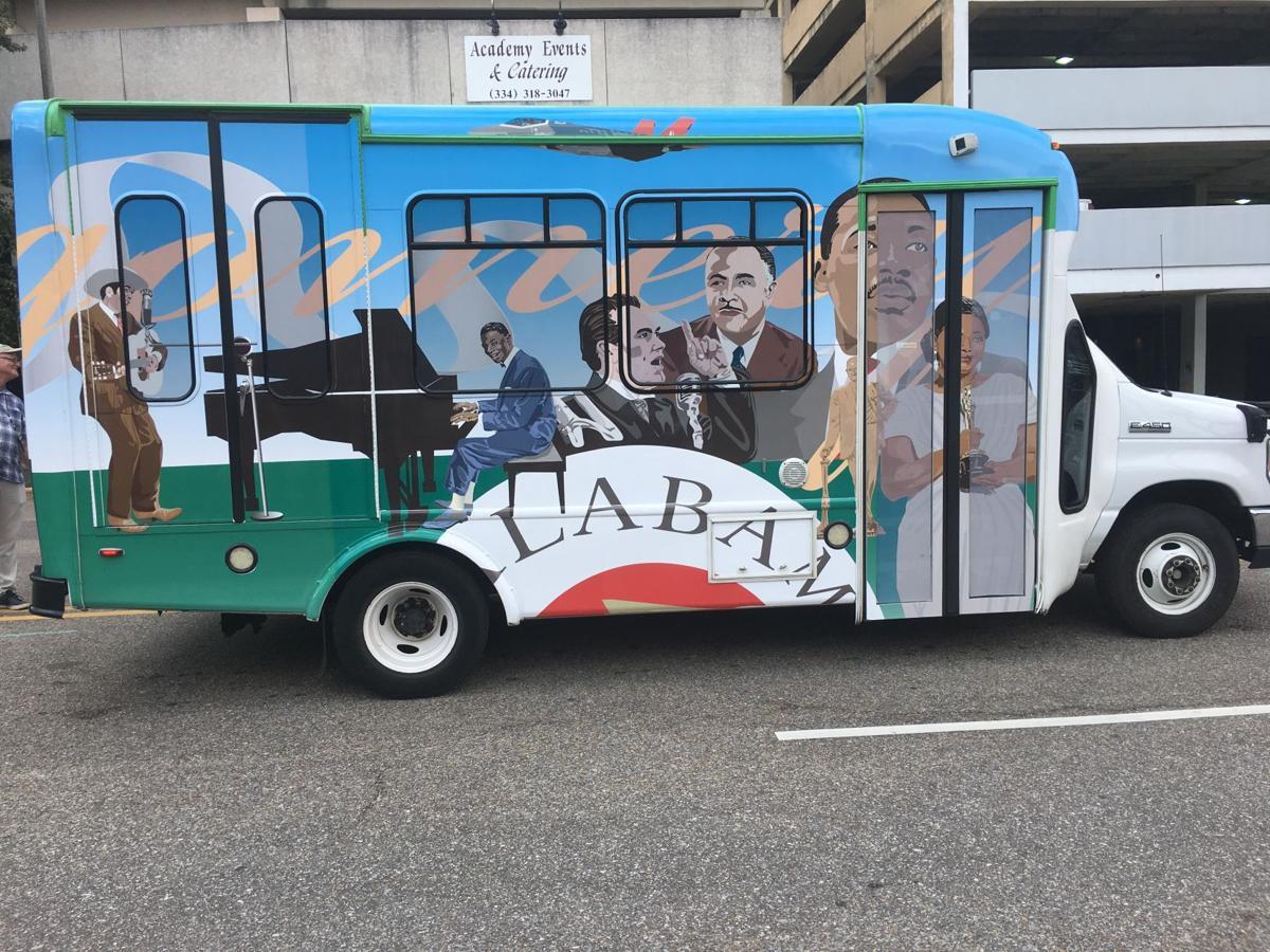 City unveils two bus wraps as latest public art project - 1