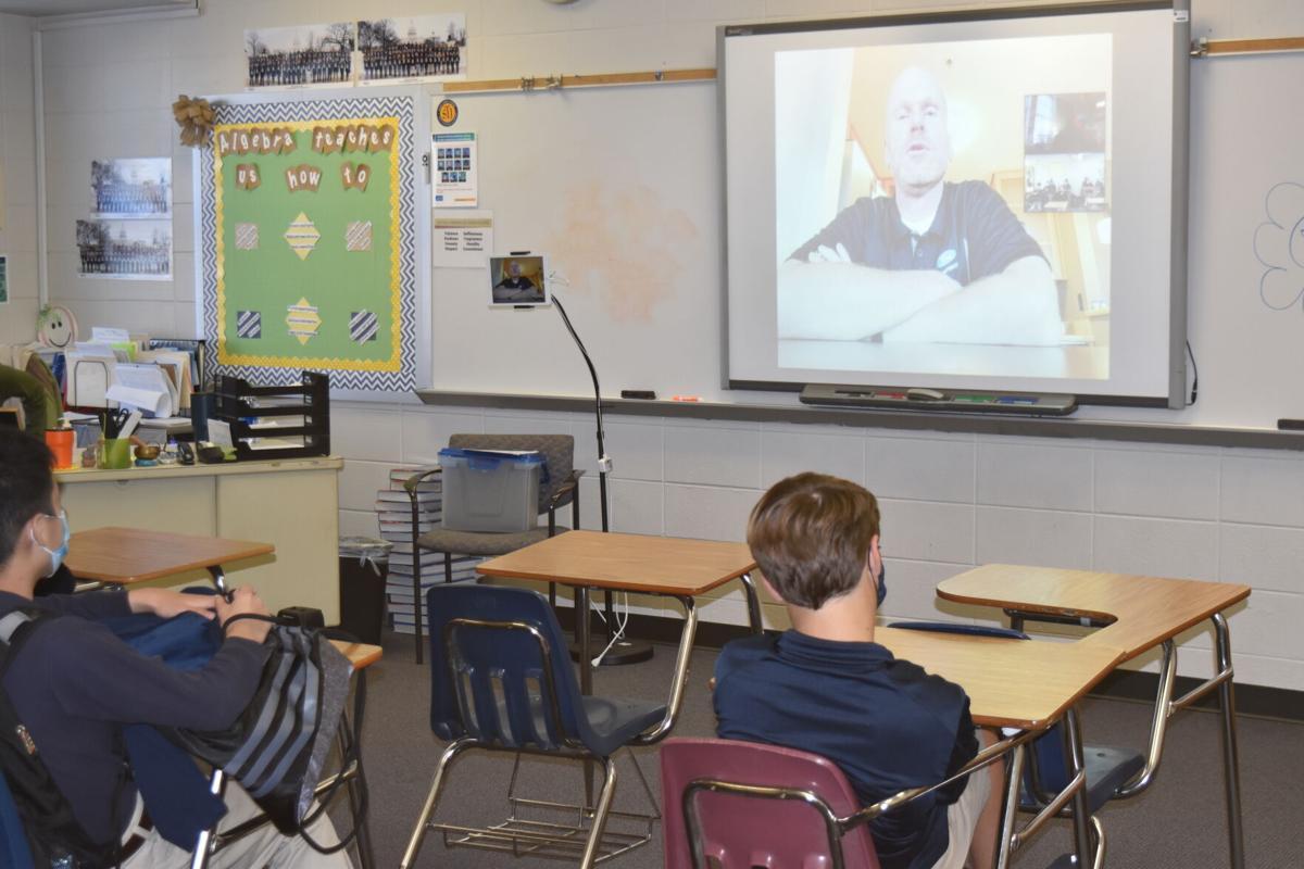 Saint James School 8th Grade Career Week Continues Despite the Pandemic
