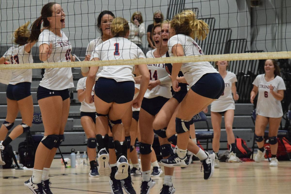 Trinity upends PCA for area tournament title