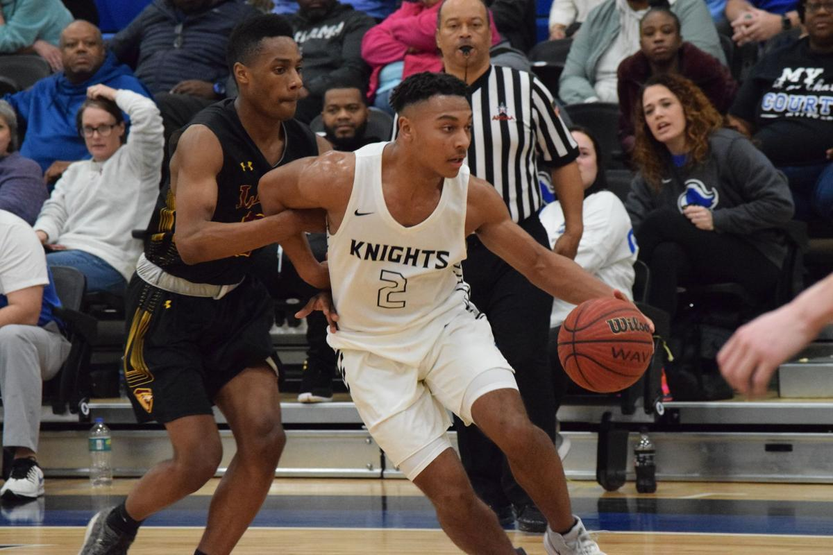 Bufford leads Knights to area tournament title