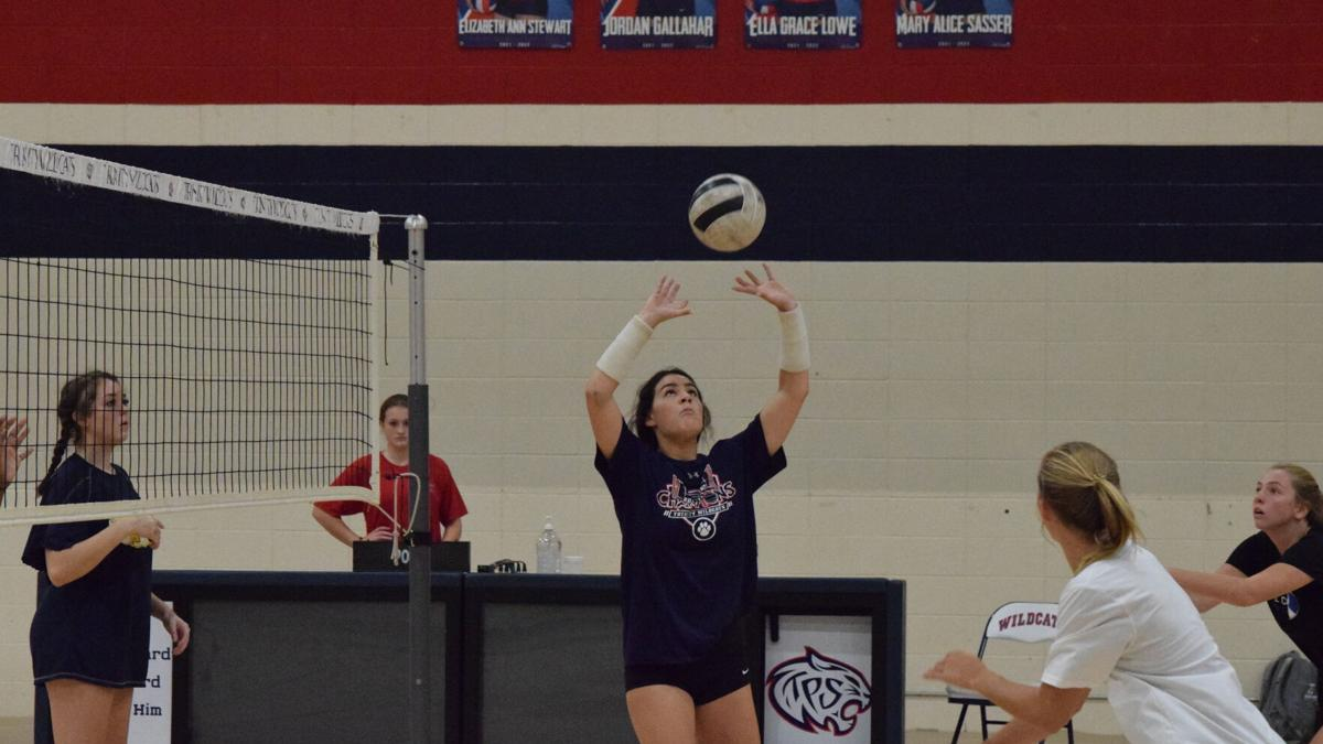 Cherry combines athleticism and volleyball IQ to become one of the state's top setters