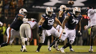 Malzahn comfortable with Tigers' offense entering final stretch