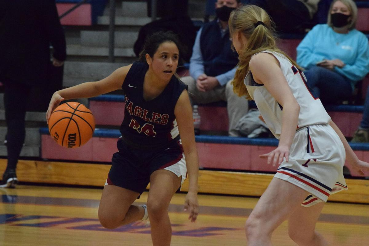 MA girls rout Trinity in area rematch