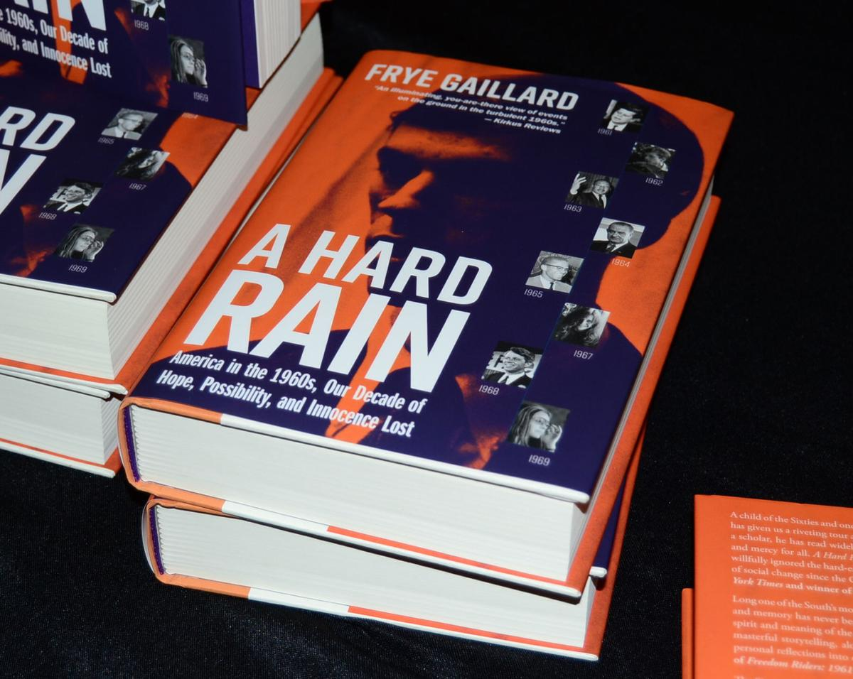 Gaillard appears at Food for Thought - A Hard Rain