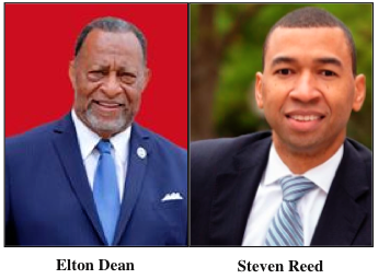 Two current office holders among the field of candidates for mayor