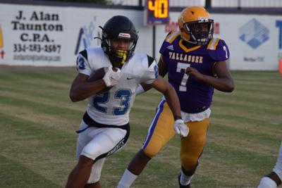 CCC football teams work on fundamentals in spring