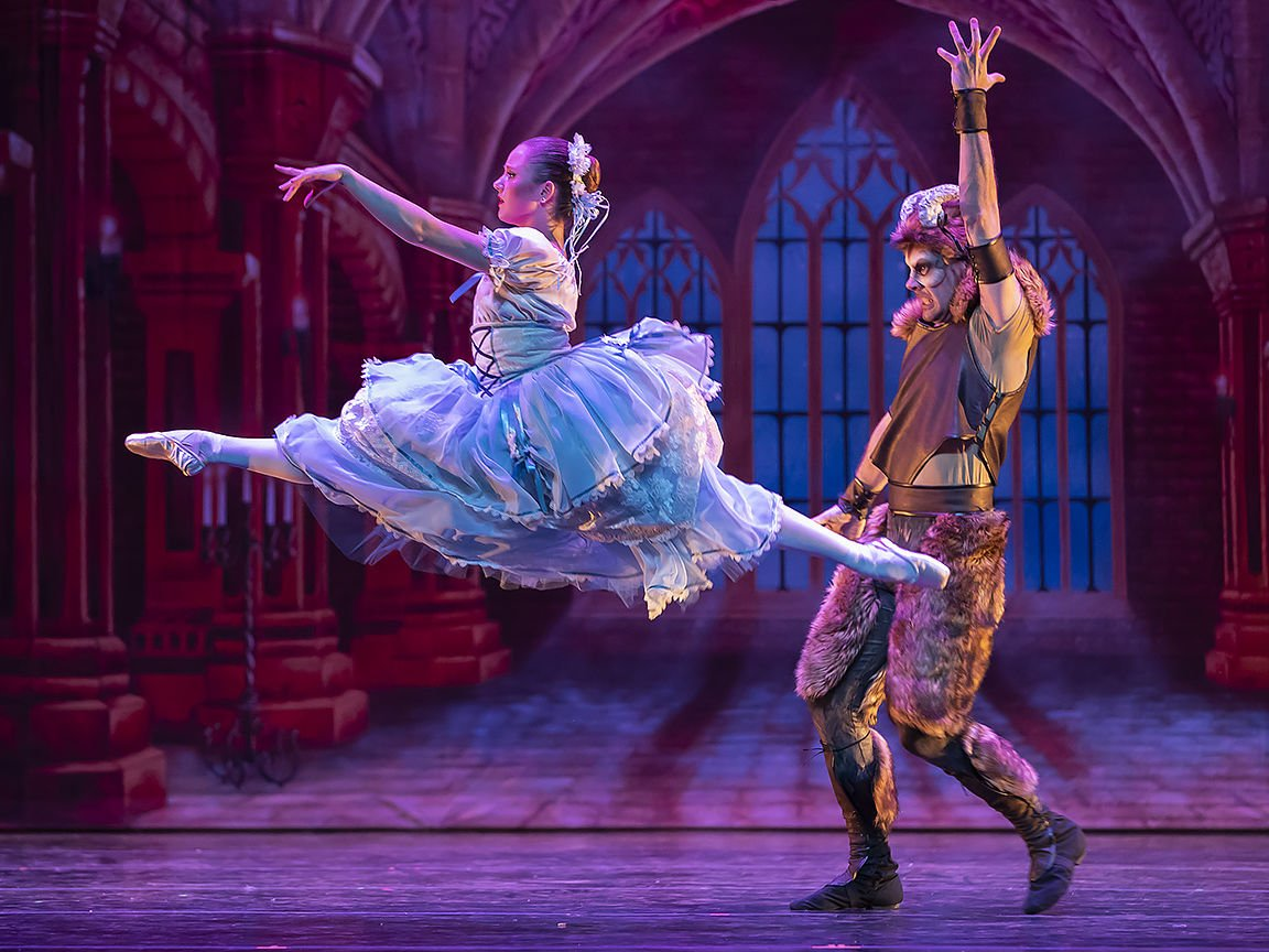 ADT 's Beauty and the Beast