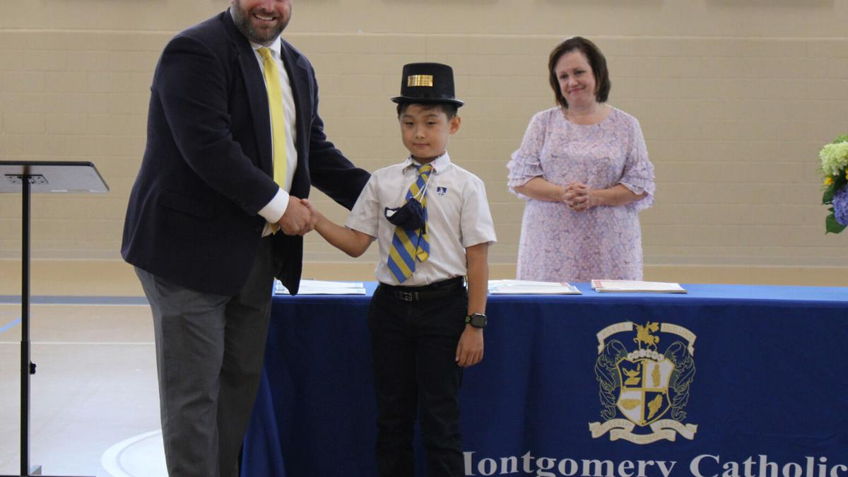 Montgomery Catholic 3rd Grader Breaks  National Accelerated Reader Record