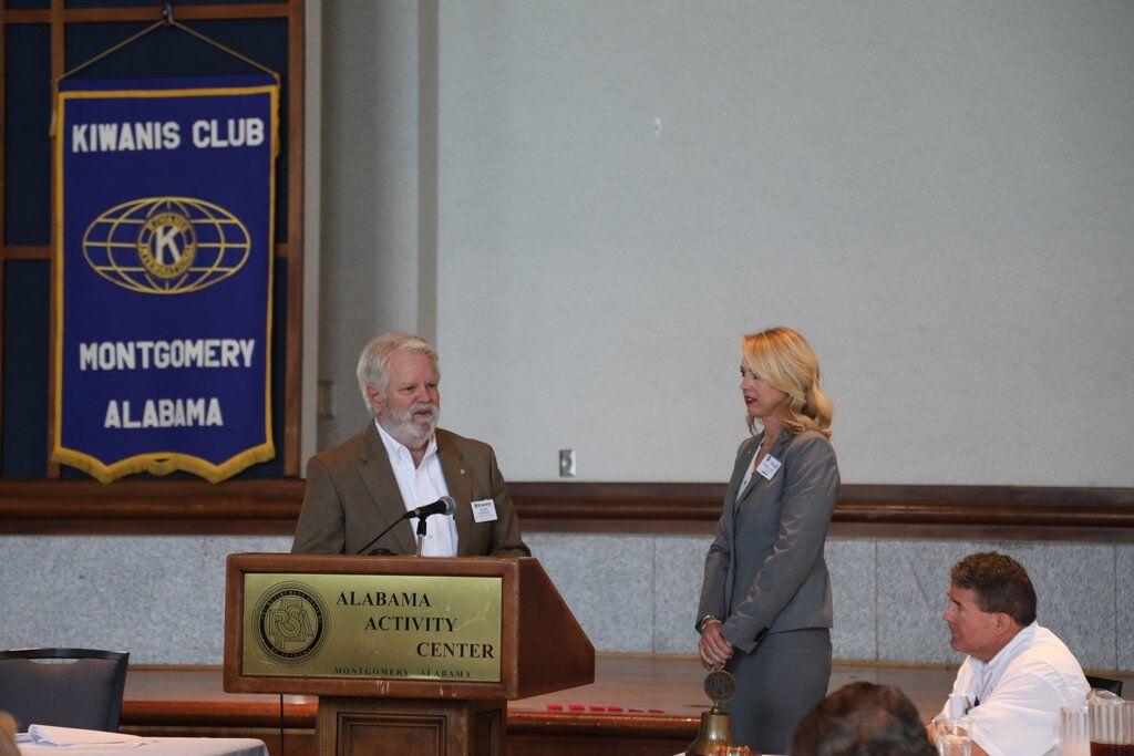 Kiwanis Club Inducts New Board Members - 2