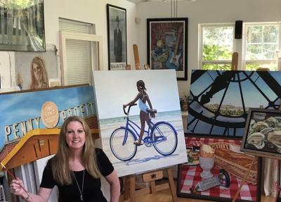 Montgomery artist's exhibit coming  to Johnson Center for the Arts