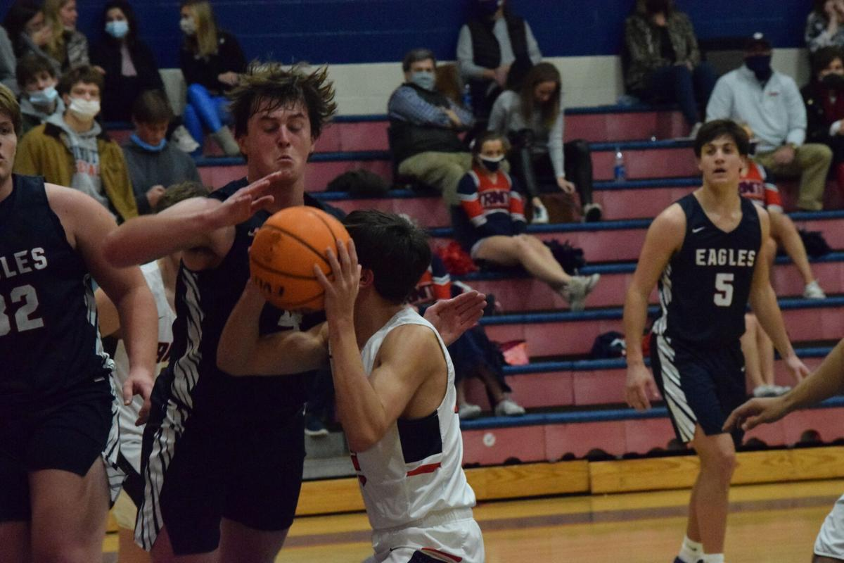 Trinity boys open area play with win over Montgomery Academy