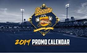 "Montgomery Biscuits Announce 2019 ""Year of Bacon"" Calendar of Events"