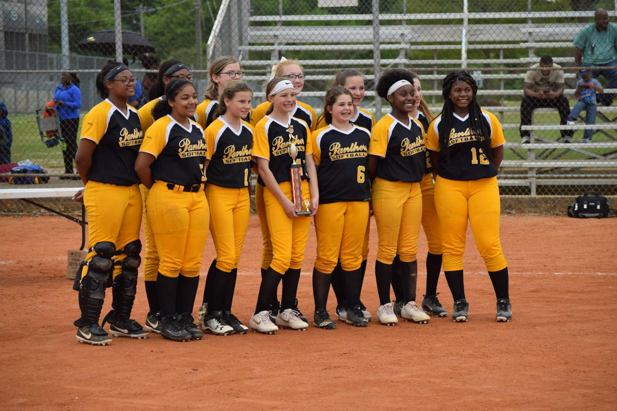 Floyd wins first MPS middle school softball tournament