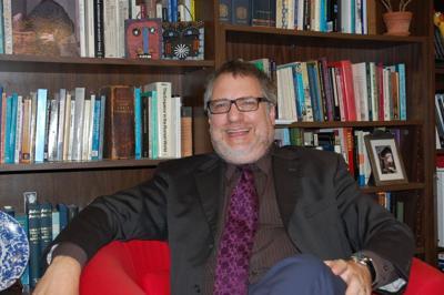 Researching AUM: Michael Burger explores medieval history