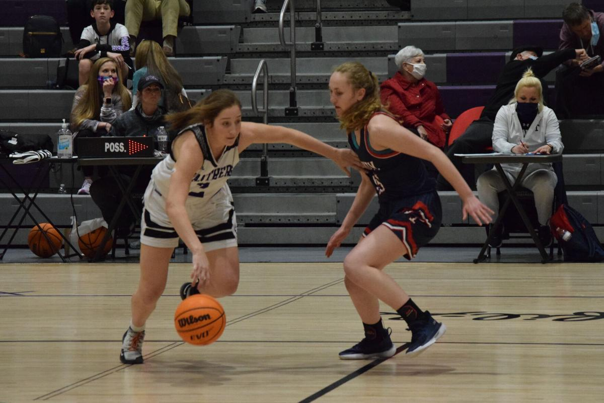 PCA girls look inside to defeat Trinity