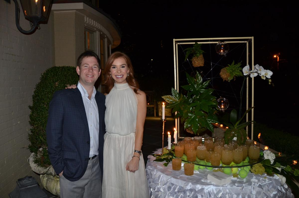 Andrew Crum and Caroline Hodges, A Festive Engagement Party - 1