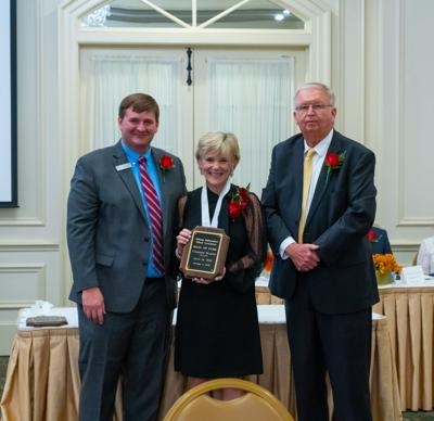 Cathy Pearson Inducted to AISA Hall of Fame