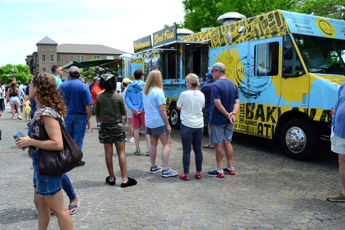 Food truck takeover - 1